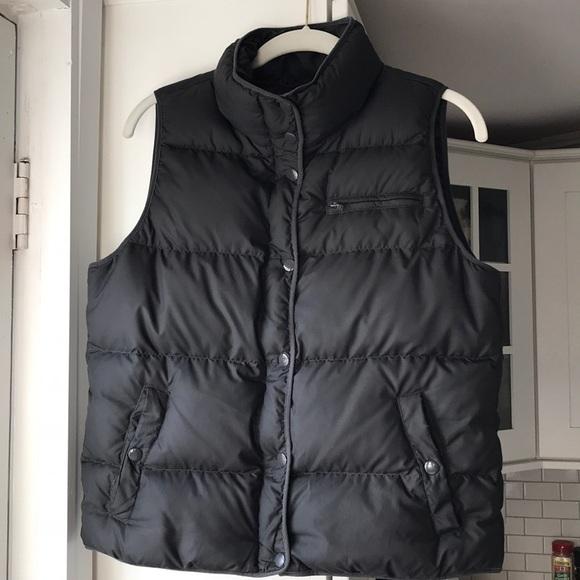 66d1cf997f4 J. Crew Jackets & Coats | J Crew Down Puffer Vest Size Medium | Poshmark